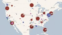 Columbine 20 years later: This map shows every school shooting since