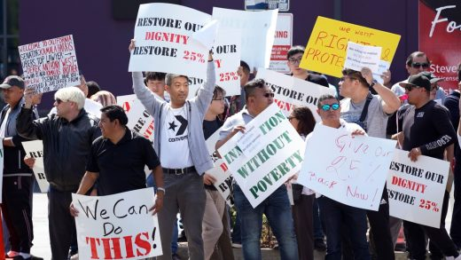Lyft drivers go on strike for higher pay; Lyft answers with free debit cards