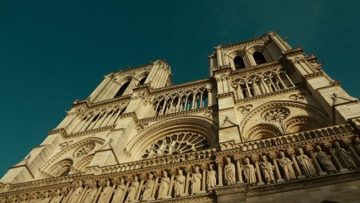 Maybe Notre Dame shouldn't be rebuilt exactly as it was