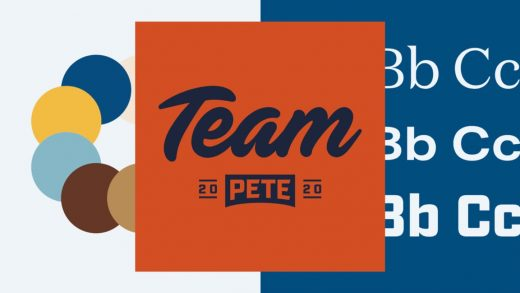 Pete Buttigieg debuts a radical new approach to campaign branding