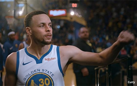 Rakuten Powers Up Stephen Curry Partnership | DeviceDaily.com