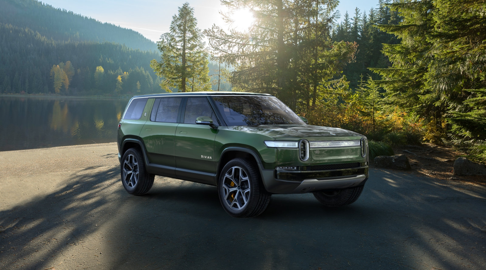 Rivian turned down GM investment so it could build EVs for others | DeviceDaily.com