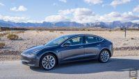 Tesla's Autopilot makes room for cars entering your lane