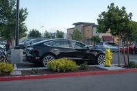 Tesla's parking lot Summon upgrade arrives in the US next week
