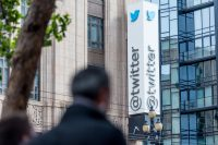 Twitter may label notable tweets that violate its terms