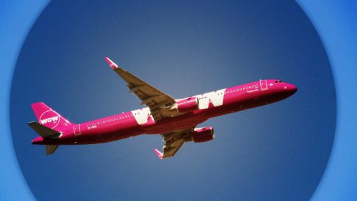 Wow Air just abruptly shut down. Here's what stranded passengers should do