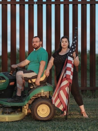 These photos of the U.S.-Mexico border show that reality is very different from the rhetoric