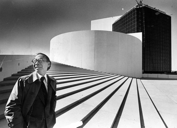 """Learning from late architect I. M. Pei: """"Architecture is not fashion"""" 