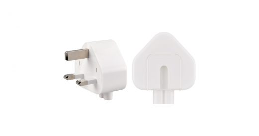 Apple recalls older three-prong AC power adapters