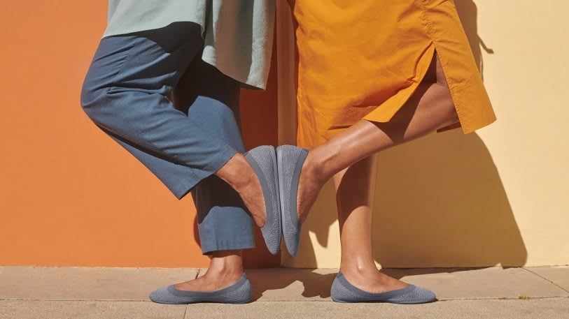 Ladies, Allbirds just created a ballet flat for you   DeviceDaily.com