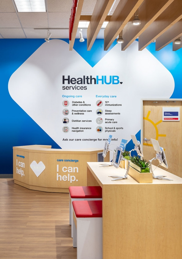 "Yoga class while waiting for refills? CVS tests new ""health hubs"" 
