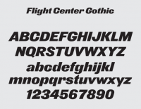 TWA's long-lost typeface embodied the golden age of flying. Now it's being reborn