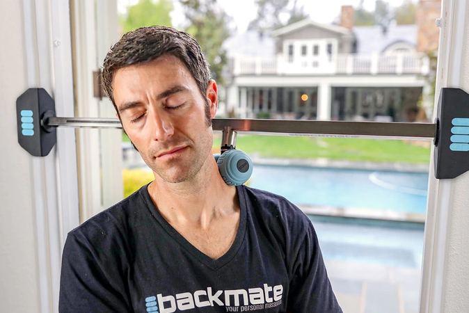 Silicon Valley Entrepreneurs Conquering Pain With Backmate | DeviceDaily.com
