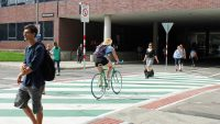 Atlanta, Boston, Denver, Minneapolis, and Philadelphia are about to jump-start their bike infrastructure