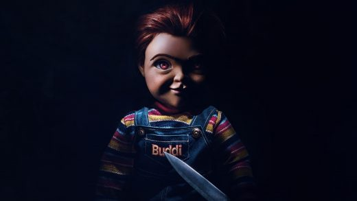 """Chucky is out for Woody's blood in this cheeky """"Child's Play"""" poster"""
