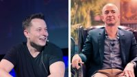 Elon Musk trolling Jeff Bezos is the ridiculous space race 2019 deserves