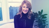 Emmy-winning actress Laura Dern adds her voice to Girls in Coding movement