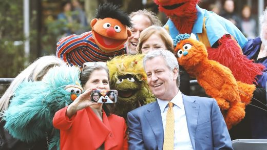 Finally, there's an actual Sesame Street in NYC—here's how to get there
