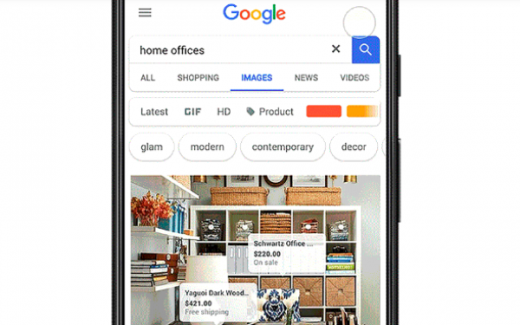 Google Tests New Type Of Shoppable Ad