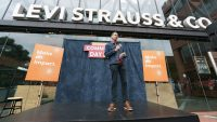 Inside Levi's stand against gun violence