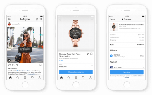 Instagram's new Shopping from Creators gives influencers access to Checkout for in-app purchases