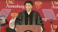 Maverick Carter's USC commencement speech was a pretty great ad for his startup Uninterrupted