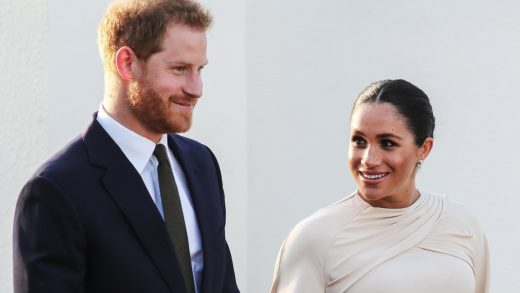 Prince Harry and Meghan Markle just gave Instagram baby births the royal seal of approval