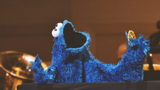 Sesame Street tackles iPhone addiction, and Cookie Monster can't control himself
