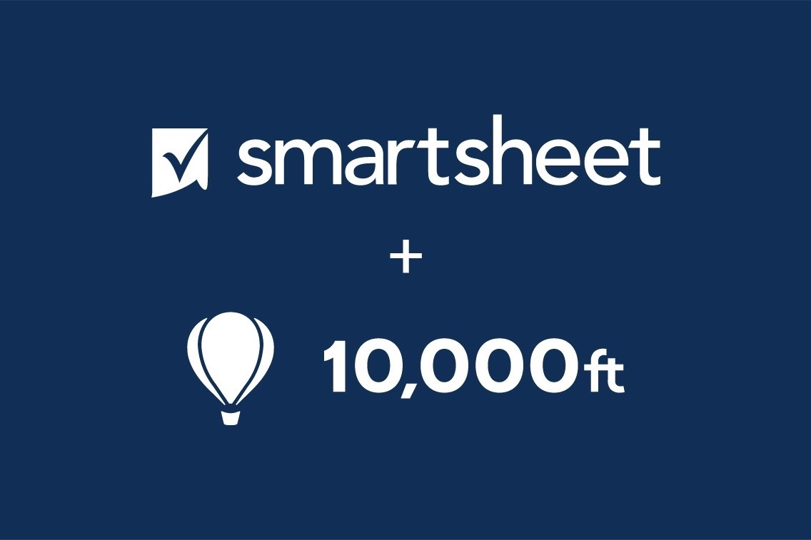 Smartsheet Makes Another Software Acquisition With Deal for 10,000ft   DeviceDaily.com