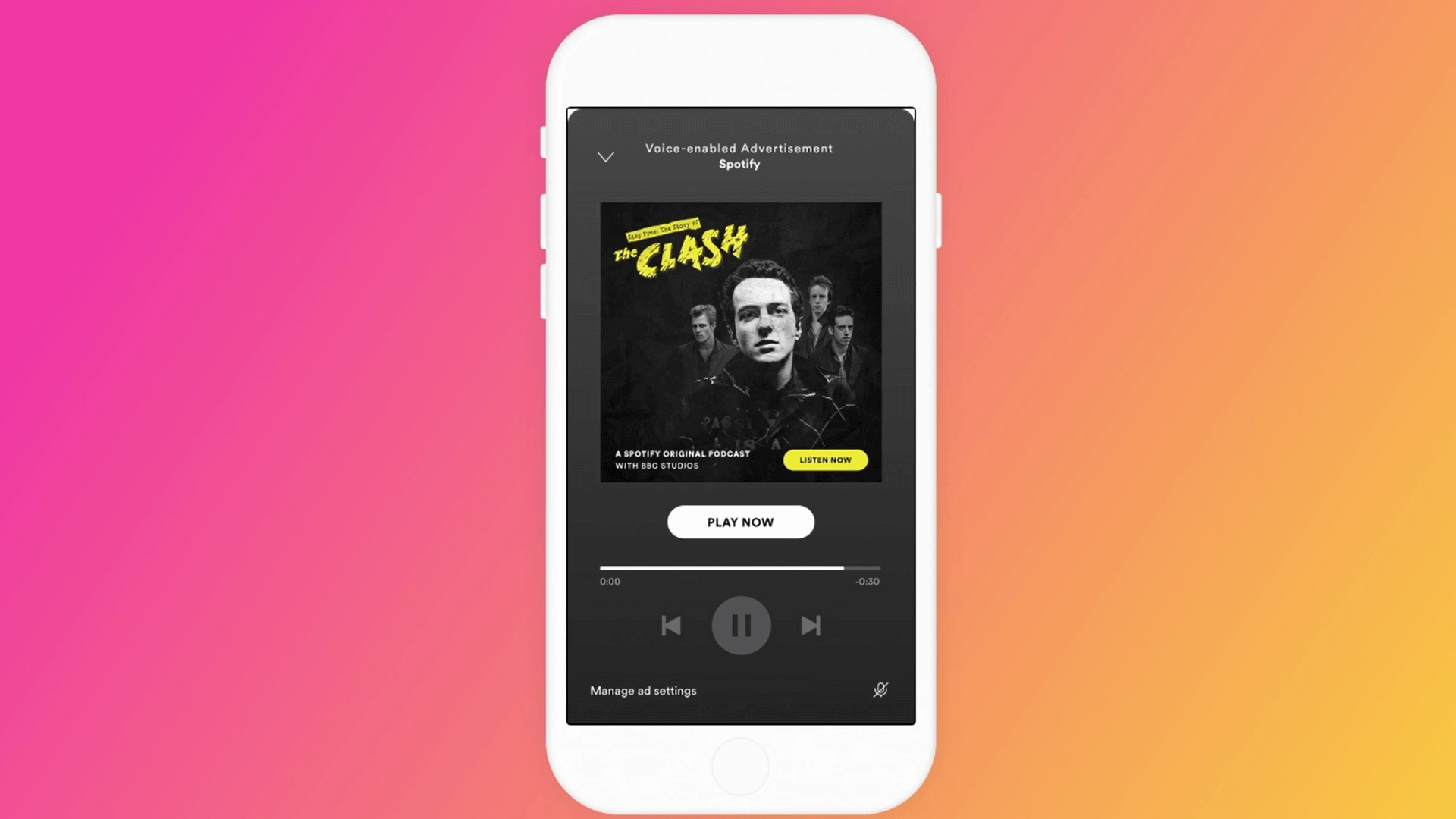 Spotify is testing voice-enabled ads that let listeners command engagement | DeviceDaily.com