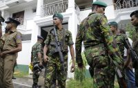 Sri Lanka temporarily bans social media after terrorist bombings