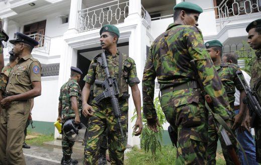 Sri Lanka temporarily bans social media after terrorist bombings