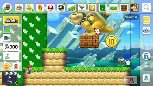 'Super Mario Maker 2' has a story mode and online multiplayer
