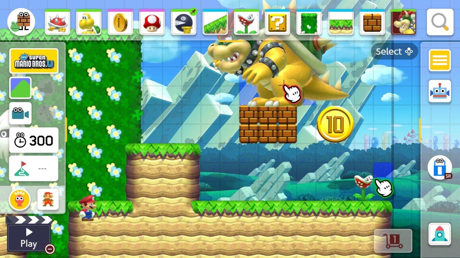 'Super Mario Maker 2' has a story mode and online multiplayer | DeviceDaily.com