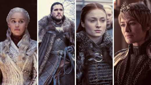"""The four leadership styles still left standing on """"Game of Thrones"""""""