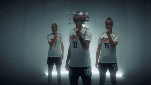 This World Cup ad for Germany's women's soccer team brilliantly addresses gender inequality in sports