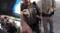 Video shows Sandra Bland's arrest from her cell phone