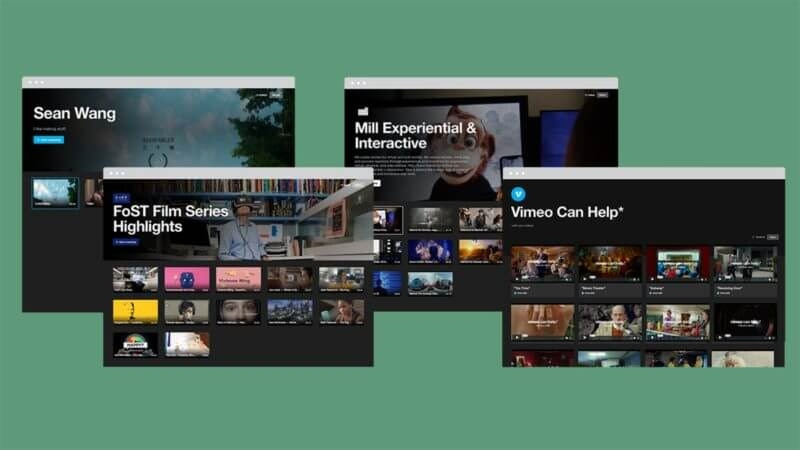 Vimeo Showcase opens up Roku, Amazon Fire to video marketers | DeviceDaily.com