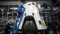 What the heck happened to SpaceX's Crew Dragon Capsule?