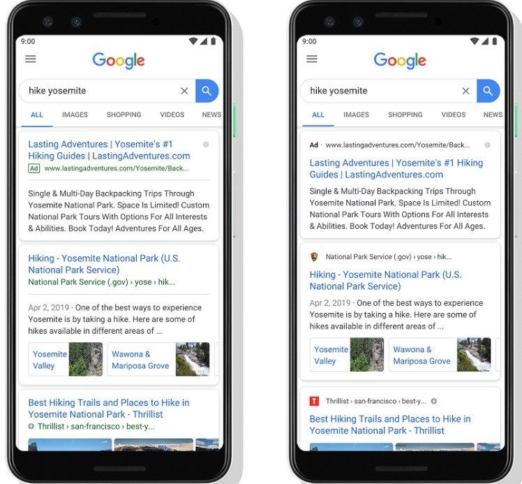Google Unveils New Look; Facebook Ad Targeting Weakens | DeviceDaily.com