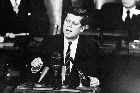 This 46-minute John F. Kennedy speech reshaped the history of space exploration (and it almost didn't happen) | DeviceDaily.com