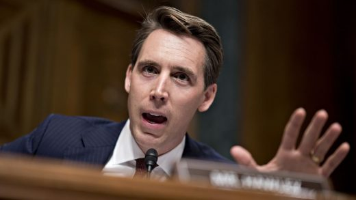 Big Tech's toughest critic in Washington just might be this freshman GOP senator from Missouri