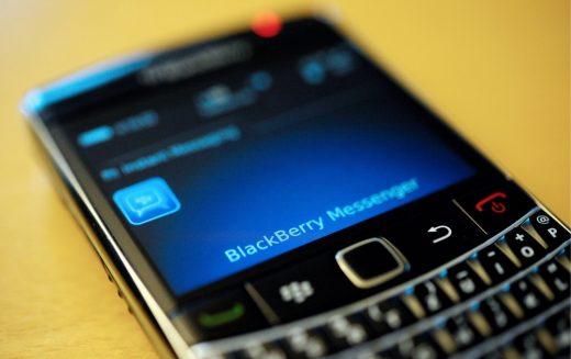 BlackBerry Messenger shuts down for good today