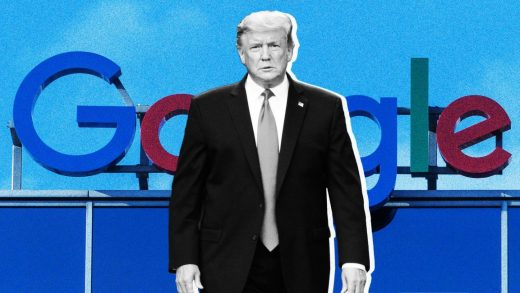 DOJ is preparing an investigation of Google, report says