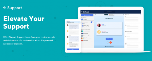 Dialpad announces AI-driven solution for call analytics