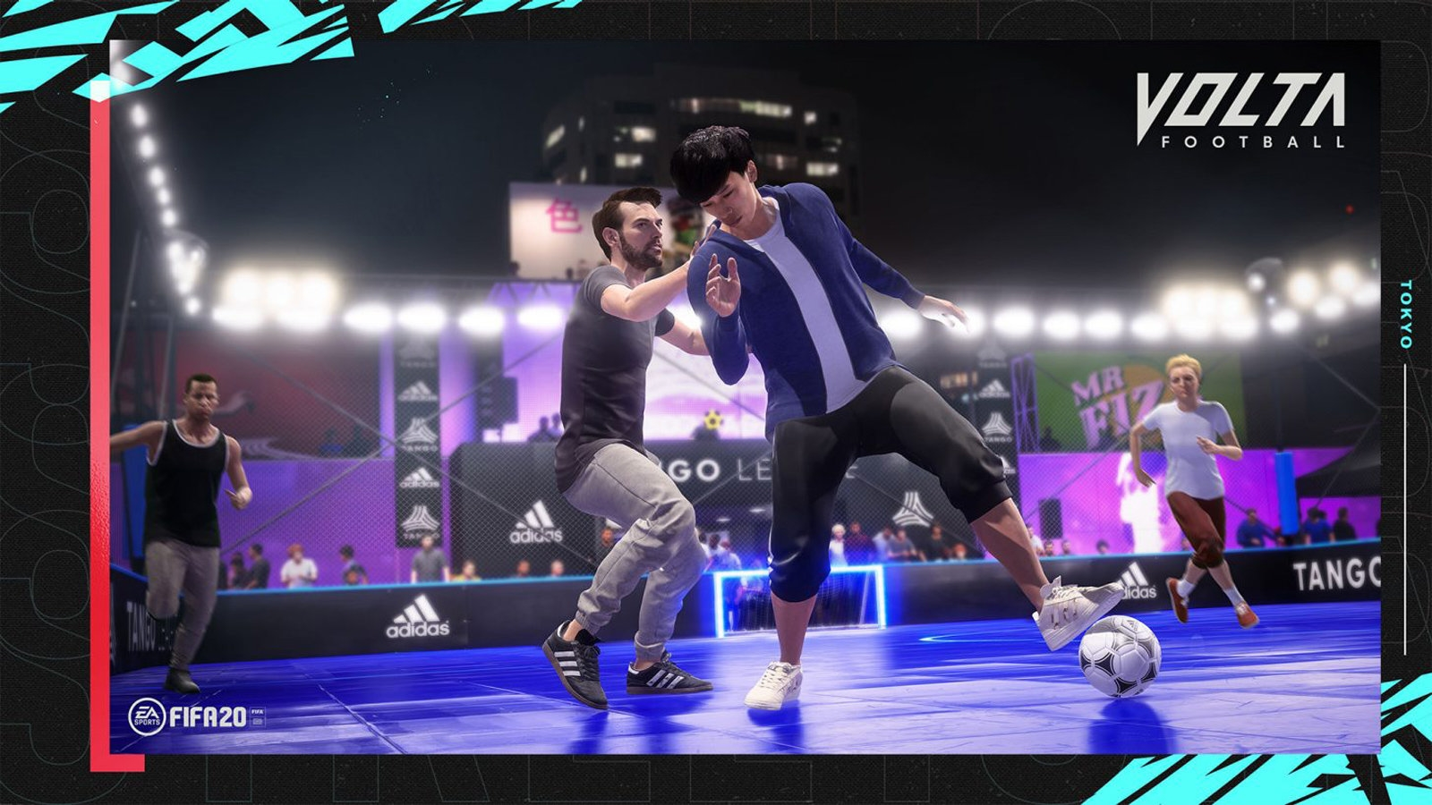 'FIFA 20' revives 'Street' soccer games on September 27th | DeviceDaily.com