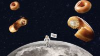 Here's how to get your free Krispy Kreme Moon-landing tribute donut