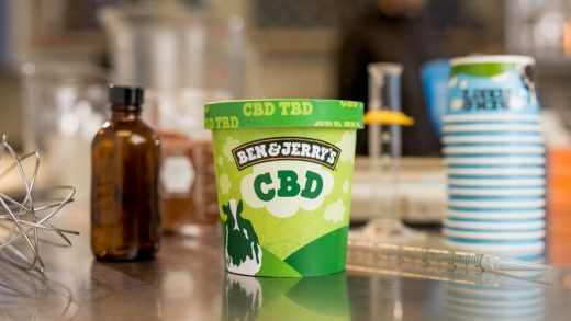 If you want Ben & Jerry's CBD ice cream to become a reality, do this right now
