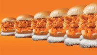 KFC unleashing Cheetos chicken sandwich on humanity on July 1