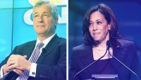Kamala Harris blasts Chase CEO Jamie Dimon over sneaky forced arbitration clause